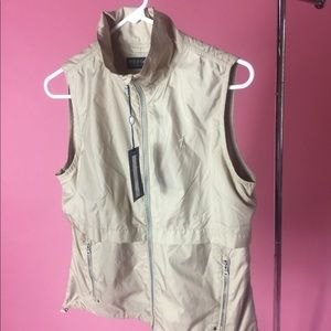 Polo Ralph Lauren Zip Up Vest